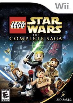 Lego Star Wars: The Complete Saga - Nintendo Wii, Multi