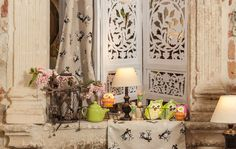 Owl decorations in any kind of colour! Follow the latest Fashion with us!