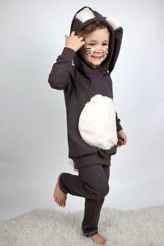 Plüsch Fluffy Bunny Hasenohren Stirnband Kostüm Zubehör Dress Up