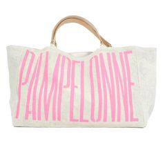Sac Pampelonne Fluo - Be Tropezien