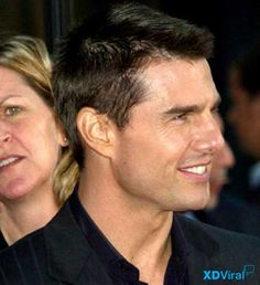 Find out tom cruise short hair idea