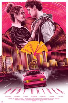 Baby Driver by Tom Coupland