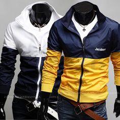Jacobs Fashion Men Designer Windbreaker Jacket | Sneak Outfitters