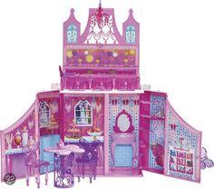 Barbie Prinsessen Huis, Mattel   Speelgoed