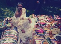 The Last Doll Standing: Margherita Missoni's Wedding
