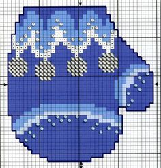 Mire bordados: Invierno
