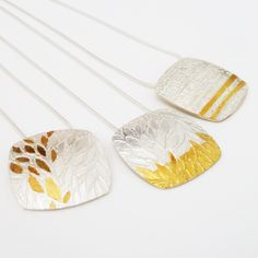 Silver and Gold Collection - Rebecca Geoffrey