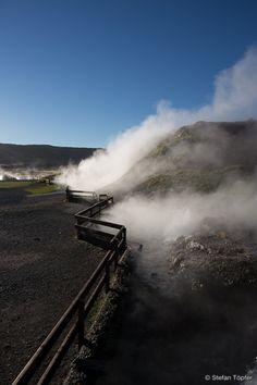 Hotspring  Iceland