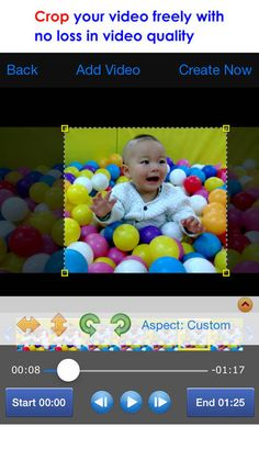 Crop Video on App Store:   The FAST and EASY-TO-USE video cropping application! Crop Video is an easy video cropping application that allows you to crop videos most conve...  Developer: Jacky Wu  Download at http://ift.tt/1lnNrqp