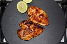 This easy chicken recipe comes together with just a few easy-to-find spices and a some lime juice. Try it for your next quick and easy meal.