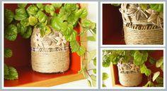 made in bottega: abc blog: nuova vita ad un recipiente in vetro