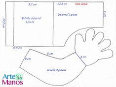 Arte en Tus Manos con Lili y Sam: Gnomo Dulcero Navideño Paso a Paso Diagram, Diy, Ursula, Crochet, Messages, Embellishments, Handmade Envelopes, How To Make, Amigurumi
