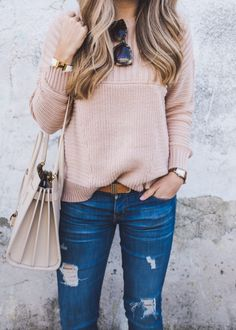 Cozy Sweaters under $50 | The Teacher Diva: a Dallas Fashion Blog featuring Beauty & Lifestyle
