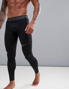 Nike Training - Pro HyperCool - Collants - Noir 888295-011 dbdd6e3a715