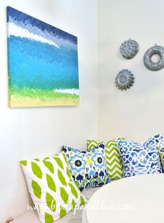 Easy Painted Canvas