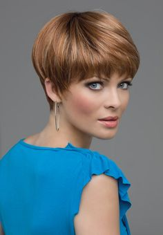 Short Haircut and Color Ideas-9