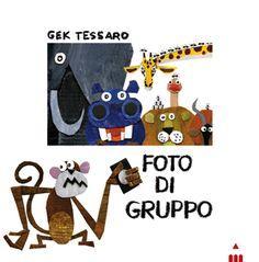 Cosa succede se una scimmia trova per caso una macchina fotografica e si mette in testa di fare una foto di gruppo?  Che una pulce, una giraffa, un'antilope, un rinoceronte, un gorilla, un leone,  uno struzzo, un elefante e una famiglia di formiche vogliono... un bel primo piano! Ma riusciranno a entrare tutti nell'inquadratura?