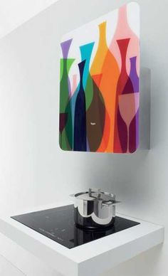 Contemporary Kitchen Hoods Bringing Art into Modern Kitchen Design