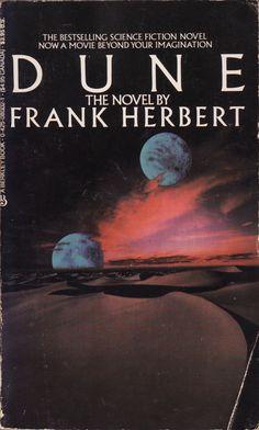 Dune - Frank Herbert. Top ten favorite books