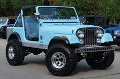 1983 Jeep CJ 4WD Wagon CJ7 - Inventory - Select Jeeps Inc - Jeep Wranglers in League City, Texas