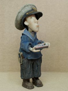 Encantadoras las figuritas de vladimir gvozdev