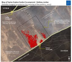 In no man's land: Syrian refugees trapped and dying on Jordan border | Middle East Eye