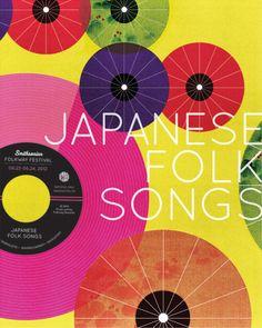 smithsonian folkways - hannah johnson graphic design