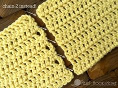 There is ONE trick to keeping your edges straight in crochet. Try it today and let me know how it transforms your work!