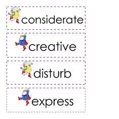 Lilly's Purple Plastic Purse Vocabulary FREEBIE Kindergarten Projects, Kindergarten Reading, Classroom Expectations, Classroom Themes, Vocabulary Activities, Vocabulary Words, Kids Activity Books, Book Activities, Kevin Henkes Books