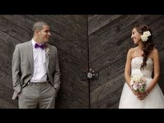 Here's our wedding video!!! Love it!!