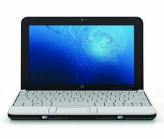 HP Mini 110-1036NR 10.1-Inch White Netbook - Up to 6.75 Hours of Battery Life 1.6GHz Intel Atom N270 Processor. 1 GB DDR2 RAM (1 Dimm) (1 GB Maximum). 160GB (5400RPM) SATA Hard Drive. 10.1 Diagonal SD LED Anti-glare Widescreen Display (1024x576), Intel Graphics Media Accelerator 950. Genuine Windows XP Home (SP3), *Up to 6.75 Hours of Battery Life.  #HP #Personal_Computer