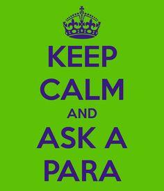 #School #Paraeducators #Paraprofessionals
