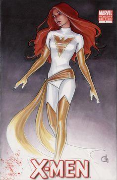 White Phoenix by Dijana Granov *