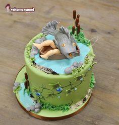 Fishing cake by Naike Lanza