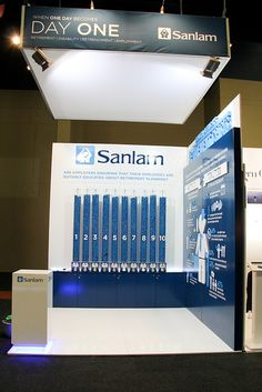 Sanlam exhibit at IRF 2013 | XZIBIT