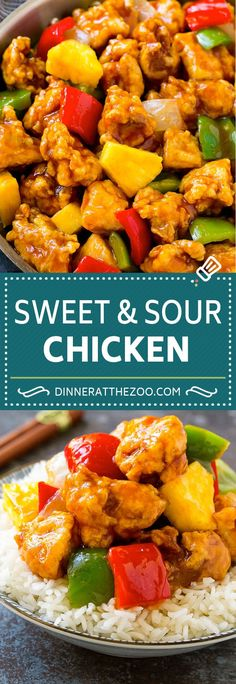Sweet and Sour Chick
