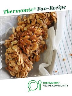 Recipe Beer and chilli peanut brittle by Thermomix in Australia, learn to make this recipe easily in your kitchen machine and discover other Thermomix recipes in Baking - sweet. Christmas Food Gifts, Christmas Cooking, Christmas Recipes, Peanut Brittle, Edible Gifts, I Love Food, Finger Foods, Sweet Recipes, Healthy Snacks