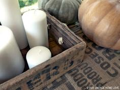 our vintage home love: Thanksgiving Table Setting Ideas