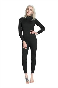 72dc1428ff KAY Women Diving Suit Thermal Waterproof 2mm Neoprene Elastic Wetsuit  Snorkeling (eBay Link) Waterproof