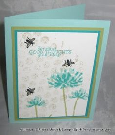 Stamp & Scrap with Frenchie: Stampin'Up! Too Kind