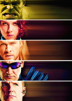 -The Avengers