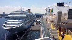 Einmal Spitzbergen und zurück | AIDA am Cruise Terminal Ostseekai in Kiel (c) Frank Koebsch