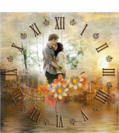 View album on Yandex. Decoupage, Coreldraw, Eames, Diy Clock, Clock Ideas, Angel And Devil, Vintage Images, Decoration, Diy And Crafts