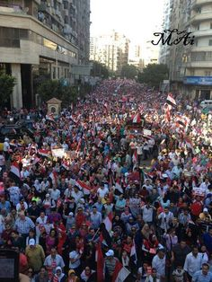 Egyption Revolution