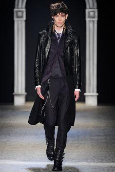 John Varvatos - Fall 2014 Menswear - Look 15 of 36