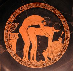 Antinoo — historic-erotic-art:  Today's piece of erotic art...