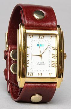 La Mer The Roman Dial Watch : Karmaloop.com - Global Concrete Culture