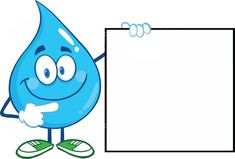 Hasła - oszczędzanie wody Dzień Wody Marzec Święta i pory roku Save Water Poster Drawing, Cleaning Cartoon, Save Mother Earth, Environmental Studies, Cute Drawings, Classroom Decor, Preschool Activities, Projects For Kids, Art School