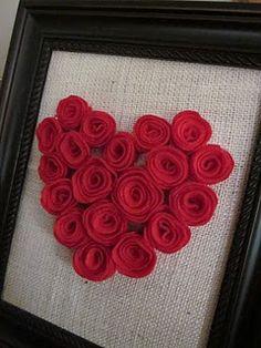 V-Day heart!