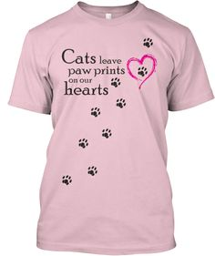 Seems like the tee was relaunched. I still love this! They do leave paw prints on MY heart! How about you?